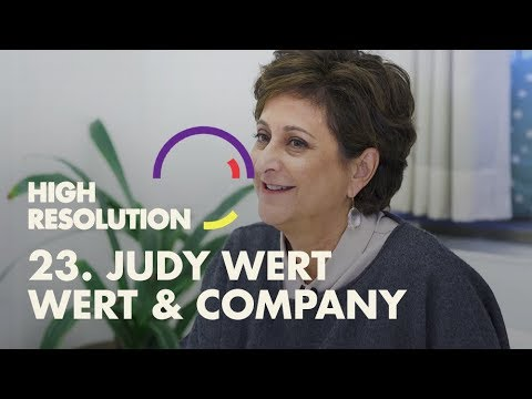 #23: How the best design recruiter in the country, Judy Wert