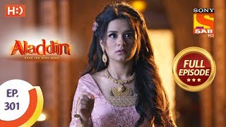 Aladdin - Ep 301 - Full Episode - 10th October, 2019