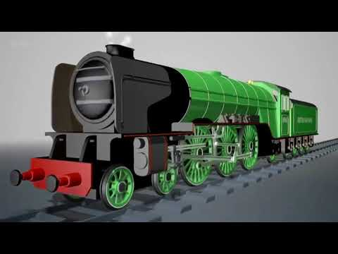 History of Steam Engine Train   Full BBC Documentary 2017