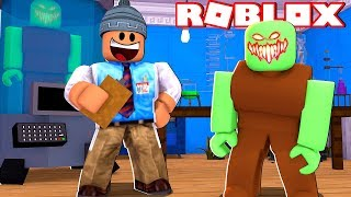 The NEW ZOMBIE FACTORY-Roblox Infection Inc. 2