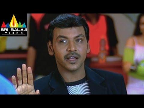 Style Movie Lawrence Fight Scene at Pizza Hut | Lawrence, Prabhu Deva | Sri Balaji Video