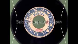 45rpm Alfredo Linares y su sonora - Zodiac 001 A - Cachumbembe (Calipso Bomba)