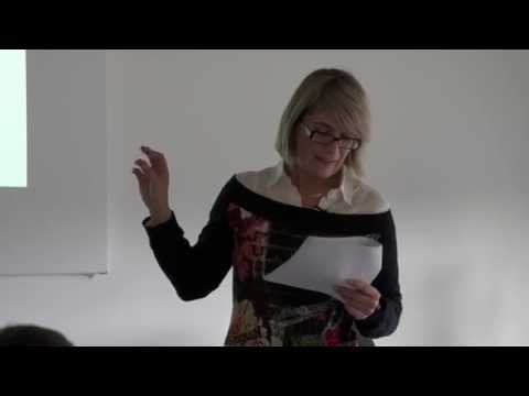 Monica Degen - Culture Theory Space - 13th November 2014, Plymouth University