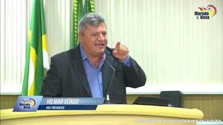 Hilmar Sergio pronunciamento 01 02 2019