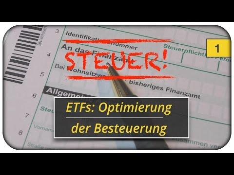 In 3 Schritten zum steuereinfachen ETF (vs. steuerhässlichen) 1/2
