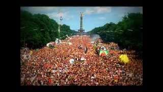 DJ Rush - Live  @  Loveparade 2001