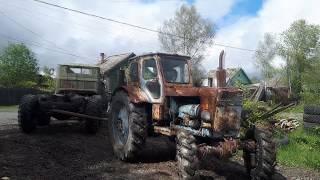 Придбали Трактор Т-40АМ