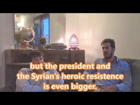 LUCA PINASCO and DIEGO FUSARO: Assad's Syria. Economy, Geopolitics, Culture