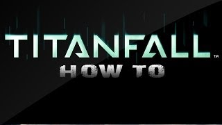 How To Play Titanfall CTF - Never Touch The Ground