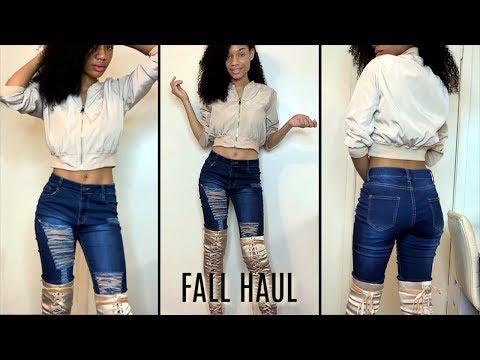 Fall Try On Clothing Haul | AMI Clubwear