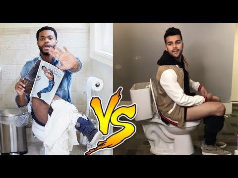 Adam Waheed VS King Bach Instagram Videos | Who is the Winner?