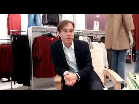 Karl-Johan Persson, CEO H&M