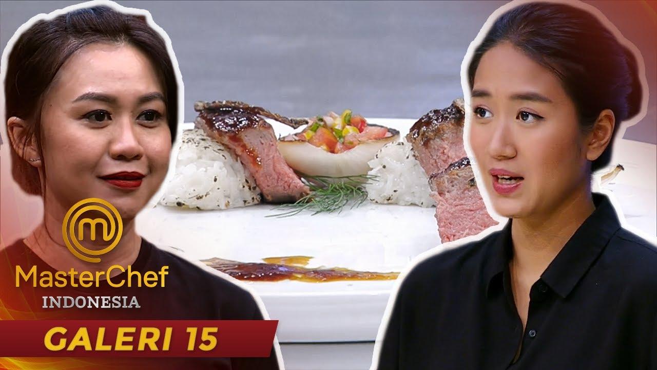 MASTERCHEF INDONESIA - MEWAH!!! Steak Maranggi Febs Membuat Terpesona  | Galeri 15