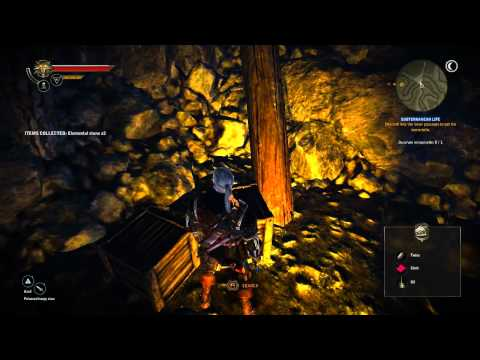 84. Let's Play The Witcher 2: Assassins of Kings - Subterranean Life 4