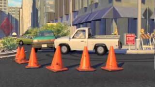 Pixar: Toy Story 2 - Movie Clip - Road Crossing! (Blu-Ray Promo)