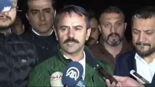 Nevşehir'de Askeri Uçak Düştü! Vali  Aktaş: