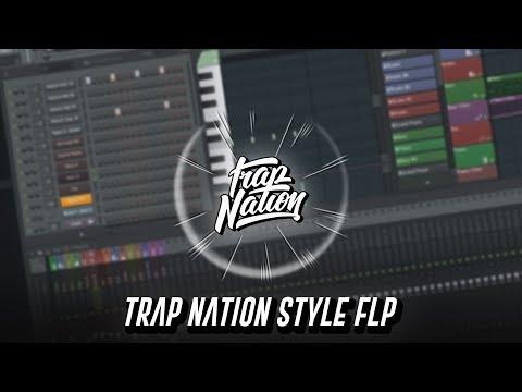 (FREE FLP) Trap Nation Style Flp // Fabian Mazur Style // Fl Studio 12