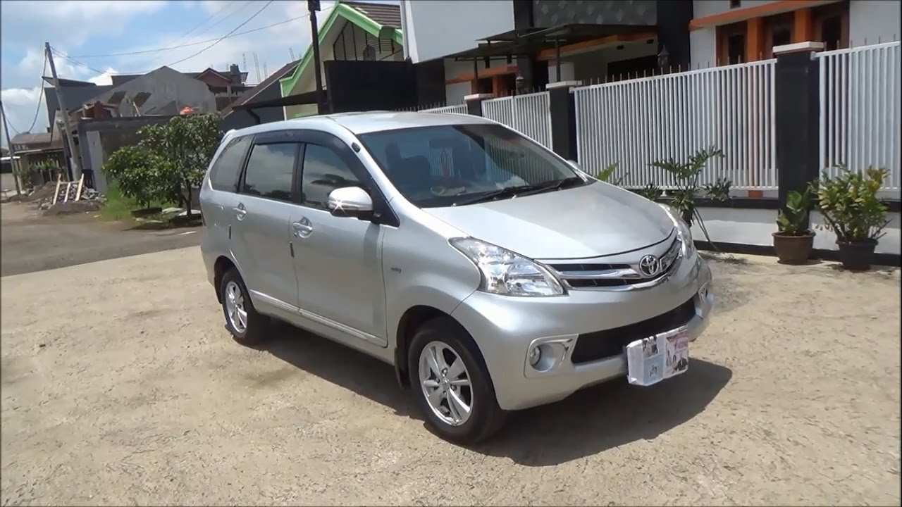 Review Toyota Avanza 1.5 G MT Tahun 2014