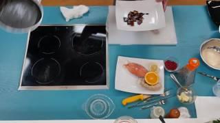Blind Taste| Java 5| Puntata 2, Receta tartar salmoni & levrek me pesto