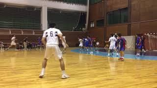 【ハンドボール】東海大のDF