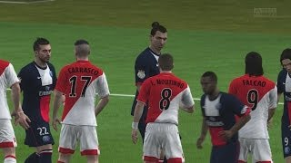 (PS4) FIFA 14 | Paris SG vs AS Monaco | FULL GAMEPLAY [PlayStation 4 1080p HD Next Gen]