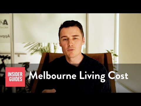 How Much Does It Cost To Live In Melbourne As An International Student?