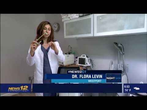 Dr. Levin Discusses EmbraceRF on Channel 12 News Night Side