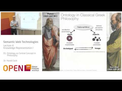 04 - 01 Ontology as Central Concept in Philosophy
