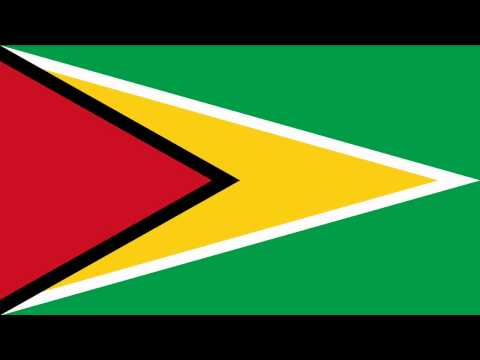 Guyana: Dear Land of Guyana, of Rivers and Plains
