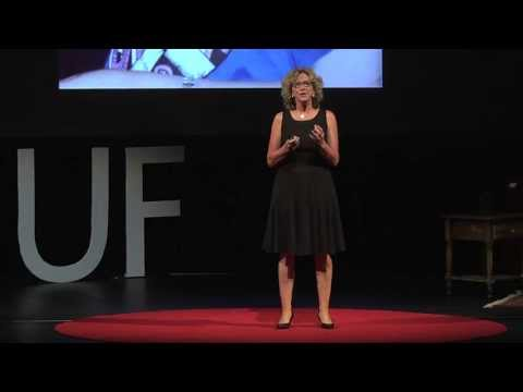 Don't Mean to Dwell on This Dying Thing: Rebecca Brown at TEDxUF 2013
