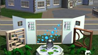 Sims 3 Stadt Accessoires Alle Objekte