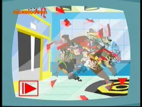 Johnny Test 55 - Johnny's Fantastische Race - Johnny Test In 3D | NL