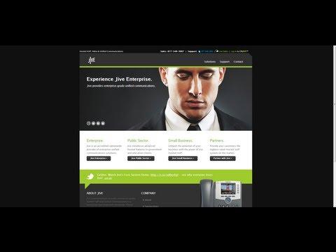 Jive Communications PBX Review