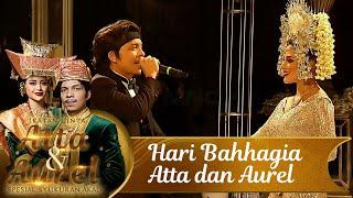 Download Alunan Indah Hari Bahagia Atta & Aurel - Ikatan Cinta Atta & Aurel Spesial Syukuran Akad