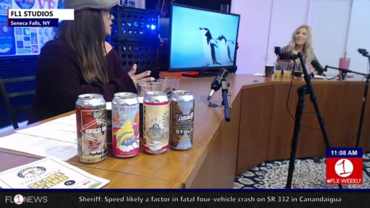 FLX WEEKLY: Virtual Wonderful Weekend in Seneca Falls & Virtual Winter Brewfest (podcast)