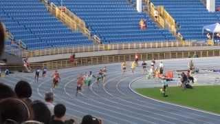 2013 臺灣國際田徑錦標賽 - 男子 4x100m Relay 接力 - 決賽