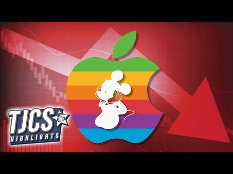 Apple Could Buy Disney Say Analysts
