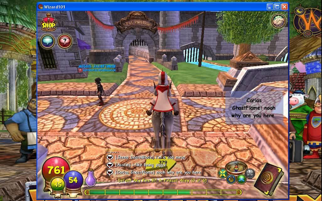 Wizard101 Download Deutsch