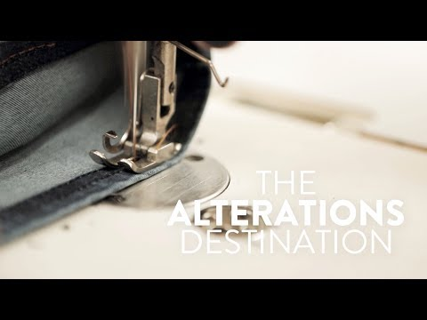 Style Experts | Your Alterations and Tailoring Destination | 1:34