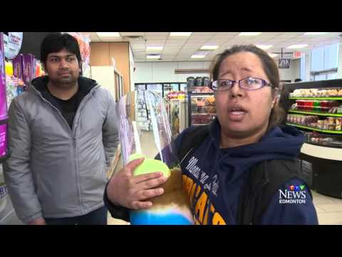 How Big Is Too Big    CTV EdmontonIt's Bring Your Own Cup Day At 7 Eleven Canada   And In Edmonton,