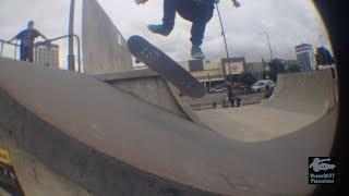 Nz Skate Park Ep.09 - Skate Sesh In Wellington + Skate Shop Cheap Skates