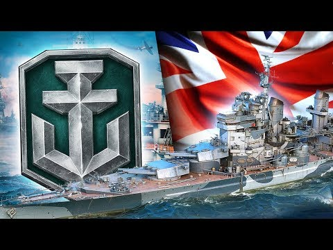 World of Warships with Duncan - British Battleships!