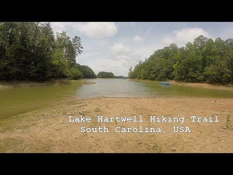 Beech Bluff Hiking Trail | 2017 | Lake Hartwell State Park | South Carolina | USA