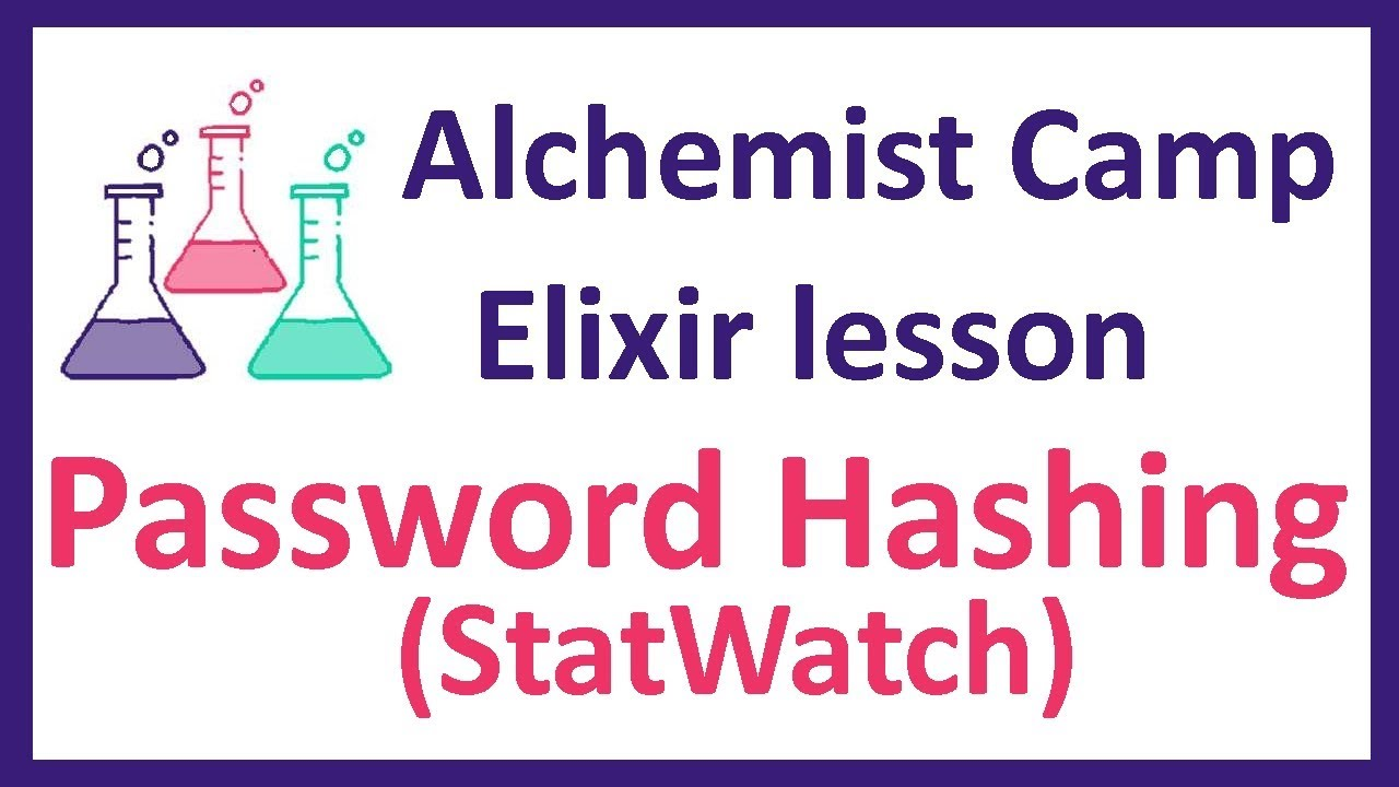 Elixir learning: Password hashing and Ecto associations for