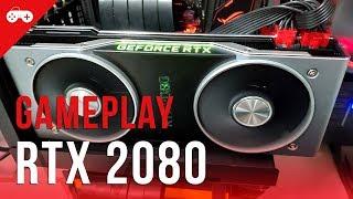 RTX 2080 em ação! Veja nosso gameplay com a placa em 4K!