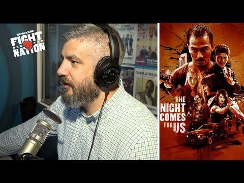 Netflix's 'The Night Comes For Us': Martial Arts Movie Review | SiriusXM | Luke Thomas
