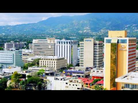 Kingston in Jamaica, Port Royal, parks, industrial harbor, Arawak Museum, botanical garden