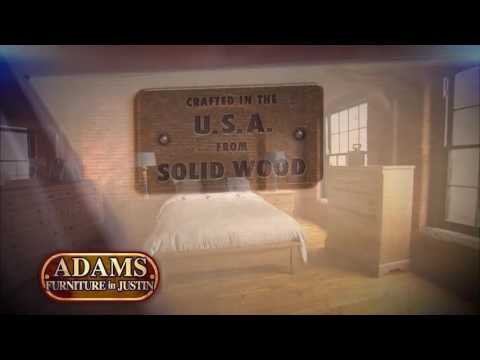 Adams Furniture In Justin