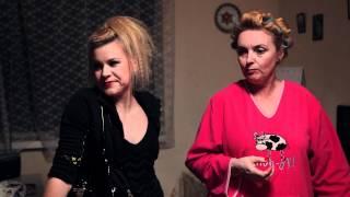 DoMA NA PORáDKU - Veľká Noc / postavy z klipu Horkyze Slize - Mam v pici na lehatku /