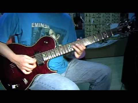 schecter hellraiser solo 6 guitar drive sound by chatreeo youtube. Black Bedroom Furniture Sets. Home Design Ideas